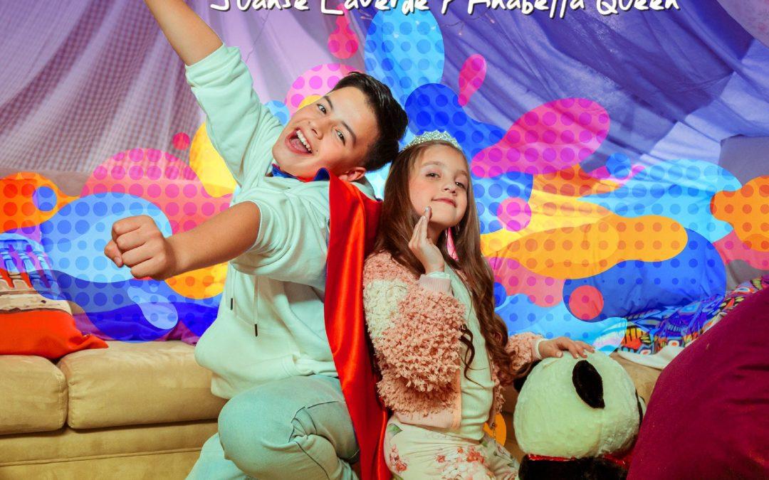"""Versionfinal.com.ve/ Anabella Queen y Juanse Laverde estrenan """"Como niños"""""""